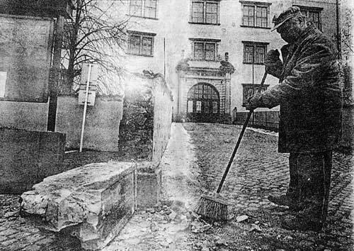 Výbuchy v Přerově: 25.2.1999