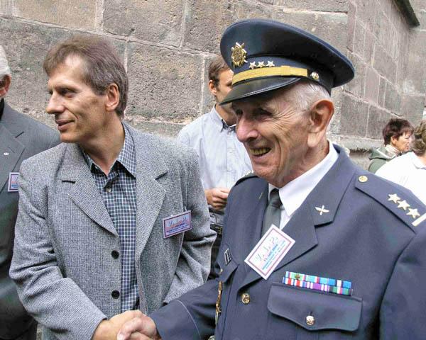 Vladimír Hučín s Josefem Hejtmánkem