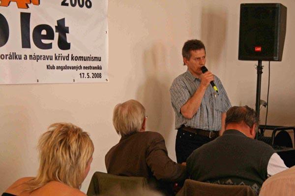 Projev na slavnostním setkání ke 40.výročí vzniku KAN