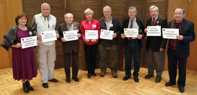 Zpráva z jednání na MFČR ve věci navrácení rekreačního střediska Smilovice zpět Konfederaci politických vězňů ČR