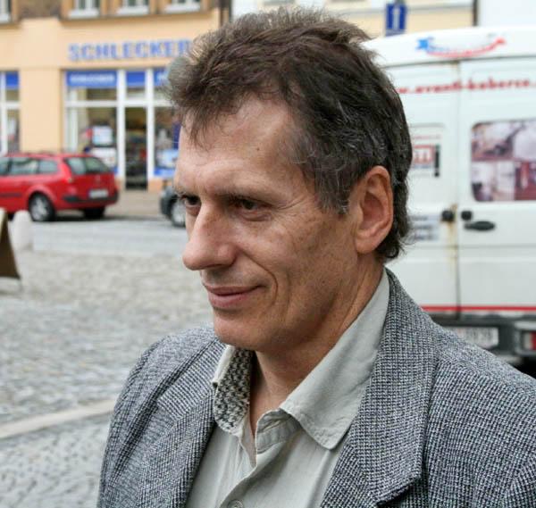 Vladimír Hučín v Hranicích
