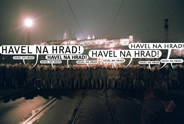 """Humanista"" Václav Havel"