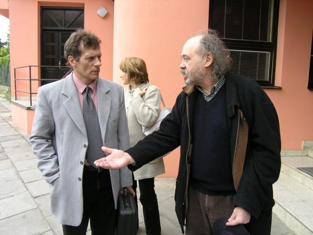 s Johnem Bokem
