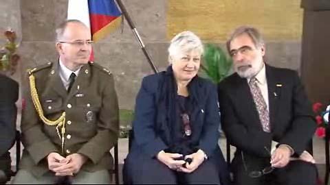 Vyznamenání pro dalšího politického vězně z Minkovic!