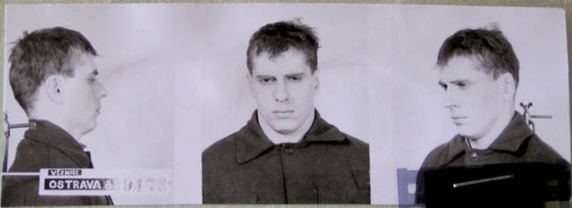 Z vězeňského spisu Vladimíra Hučína.