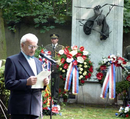 Zemřel Stanislav Stránský, předseda Sdružení bývalých politických vězňů