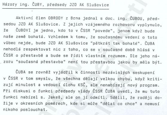 Pohřeb významného komunisty Františka Čuby