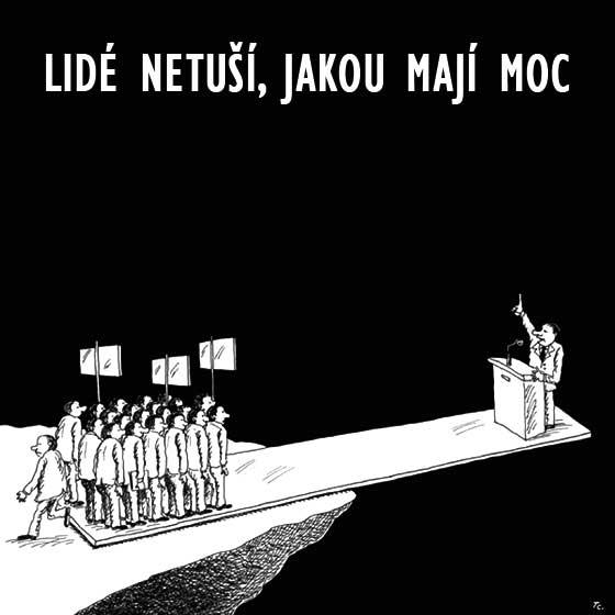 Demokracie není zadarmo