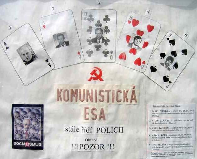 K tiskovému prohlášení o ustavujícím sjezdu Svazu mladých komunistů Československa