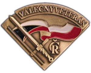 odznak válečného veterána