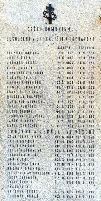 Návštěvní dny v totalitní věznici Uherské Hradiště