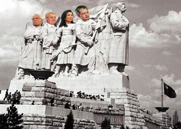 Varuji před kandidátem Milošem Zemanem!