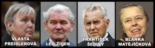ZRÁDCI Konfederace politických vězňů